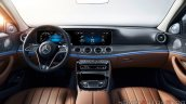 2021 Mercedes E Class Facelift Interior Dashboard
