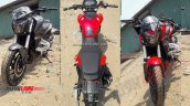 Bajaj Dominar 250 Front Three Quarter Left And Top