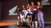 2020 Honda Africa Twin Adventure Sports India Laun