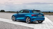 2020 Audi A3 Sportback Rear Three Quarters