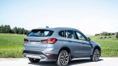 2020 Bmw X1 Facelift Rear Three Quarters 0879 1