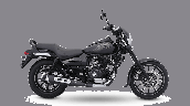 Bajaj Avenger 160 Street Right Black