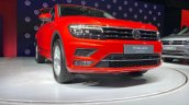 Vw Tiguan Allspace Front Three Quarters India