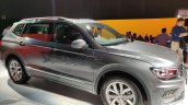 Vw Tiguan Allspace Front Three Quarters Right Side