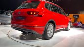 Vw Tiguan Allspace Rear Three Quarters India