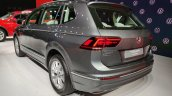 Vw Tiguan Allspace Rear Three Quarters Left Side