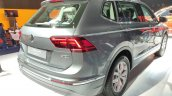 Vw Tiguan Allspace Rear Three Quarters Right Side