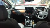 2020 Tata Harrier Automatic Dashboard Auto Expo 20