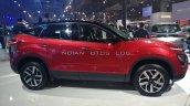 2020 Tata Harrier Automatic Side Profile Auto Expo