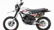 New Hero Motocorp Xpulse 200 Rally Edition Left Si
