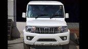2020 Mahindra Bolero Power Facelift Front Spy Shot