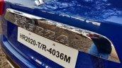 2020 Maruti Vitara Brezza Facelift Rear Registrati
