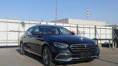 2021 Mercedes E Class Long Wheelbase Facelift Fron