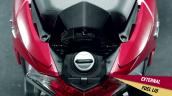 Bs Vi 2020 Honda Dio External Fuel Lid 58aa
