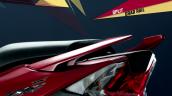 Bs Vi 2020 Honda Dio Grab Rail