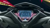 Bs Vi 2020 Honda Dio Instrument Cluster