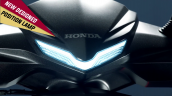 Bs Vi 2020 Honda Dio Led Drl