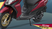 Bs Vi 2020 Honda Dio Side Stand Cut Off