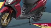 Bs Vi 2020 Honda Dio Side Stand Cut Off