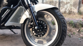 Modified Royal Enfield Bullet Front Wheel