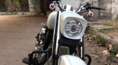 Modified Royal Enfield Bullet Headlight