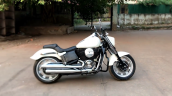 Modified Royal Enfield Bullet Right Profile