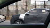 Top End Kia Sonet Profile Spy Shot