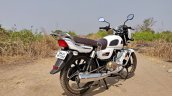 Tvs Radeon Road Test Review Still Shots Right Rear