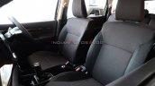 2020 Suzuki Ertiga Front Seats Showroom