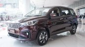 2020 Suzuki Ertiga Front Three Quarters Showroom I