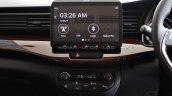 2020 Suzuki Ertiga Infotainment System Live