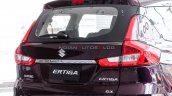 2020 Suzuki Ertiga Rear Fascia Showroom