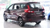 2020 Suzuki Ertiga Rear Three Quarters Showroom