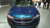 Skoda Karoq Front Elevated View Auto Expo 2020 C4e