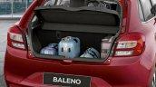 Suzuki Baleno Cross Boot