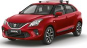 Suzuki Baleno Cross Front Three Quarters