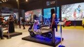 Vespa Elettrica Auto Expo 2020 Right Rear Quarter
