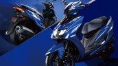 Yamaha Cygnus X 125 Blue