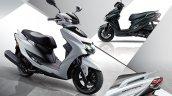 Yamaha Cygnus X 125 White
