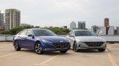 2021 Hyundai Elantra 2021 Hyundai Avante Exterior
