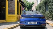2021 Hyundai Elantra Blue Rear New Iab