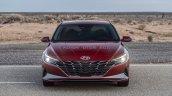 2021 Hyundai Elantra Front