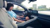 2021 Hyundai Elantra Front Seats