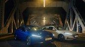 2021 Hyundai Elantra Front Three Quarters Exterior