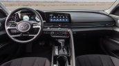 2021 Hyundai Elantra Interior Dashboard