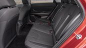 2021 Hyundai Elantra Rear Seats