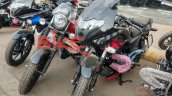 Bs6 Bajaj Pulsar 220f Front Three Quarter Left
