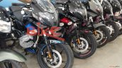 Bs6 Bajaj Pulsar 220f Front Three Quarter Right