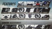 Suzuki Gixxer Sf 250 Bs6 Brochure Features