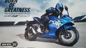 Suzuki Gixxer Sf 250 Motogp Bs6 Brochure